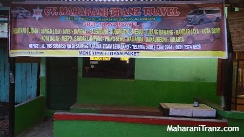 Agen Travel Palembang Lampung