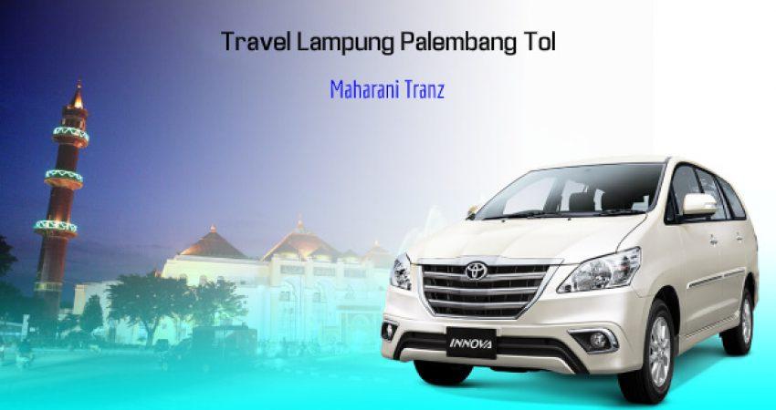 Travel Lampung Palembang Tol